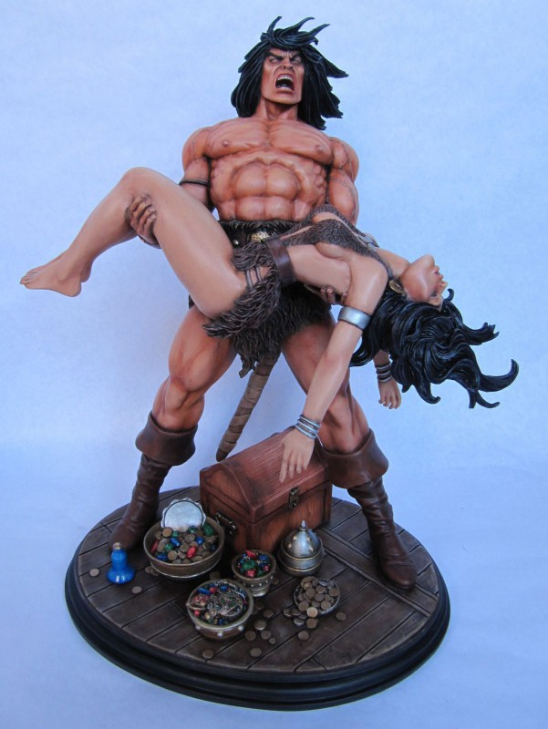 Conan the Barbarian 1/6.
