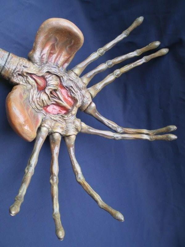Alien Facehugger 1/1.