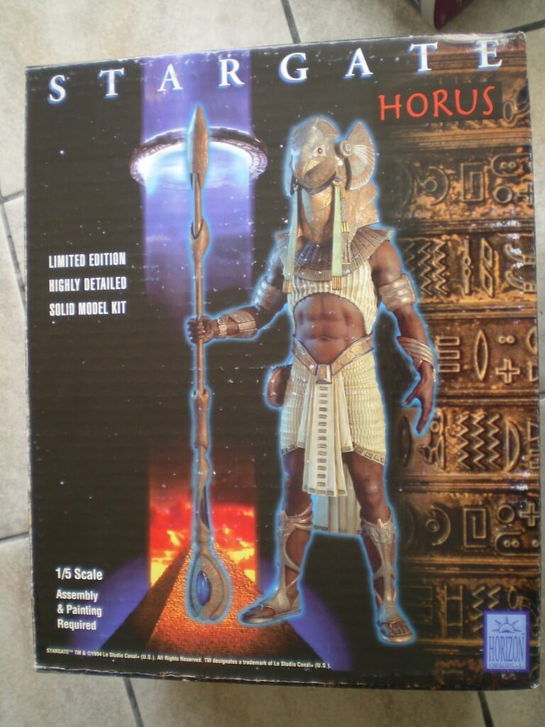 Kit Stargate Horus 1/5.