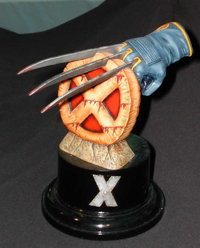 Gant Wolverine.