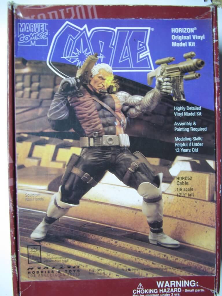 Kit X.Men Cable 1/6.