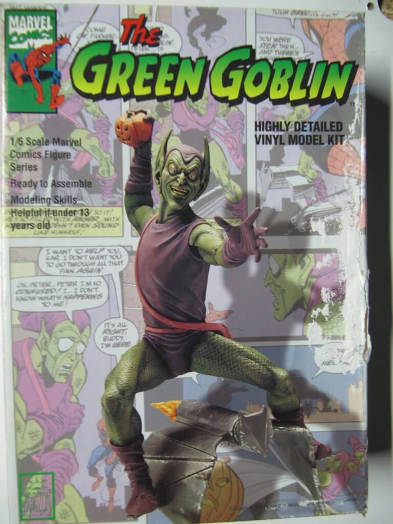 Kit Green Goblin 1/6.