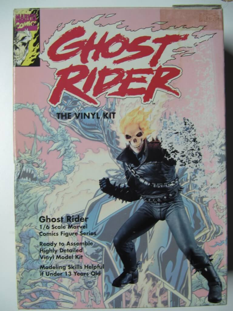 Kit Ghost Rider 1/6.