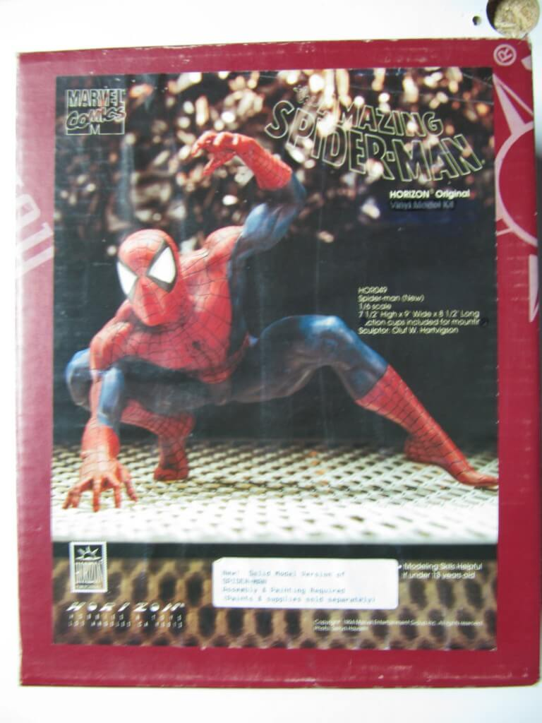 Kit Spider-Man 1/5.