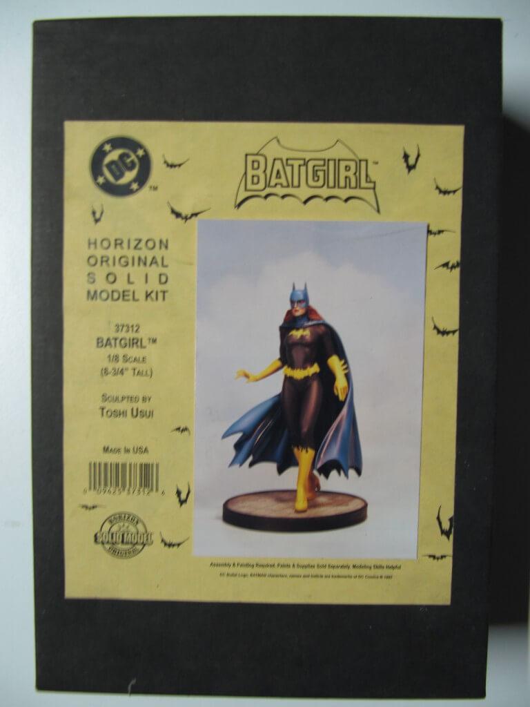 Kit Batgirl 1/8.
