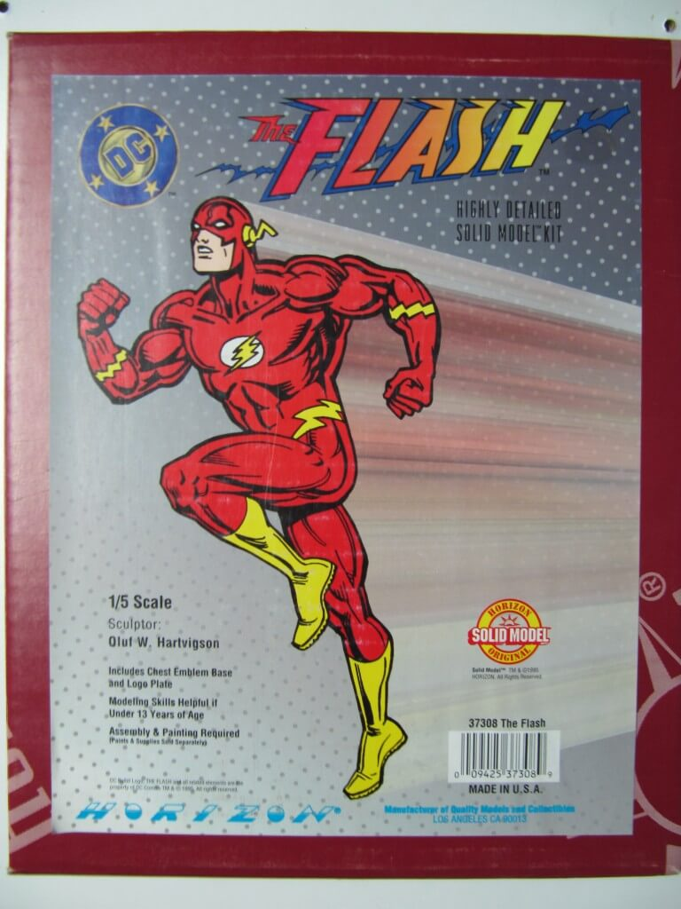 Kit The Flash 1/5.