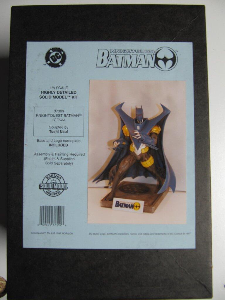 Kit Batman Knightquest 1/8.