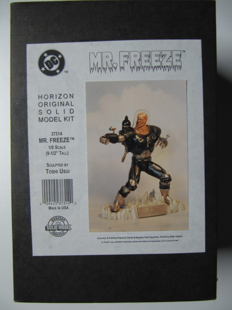 Kit Mr Freeze 1/8.