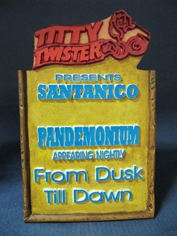 Santanico Pandémonium 1/6.
