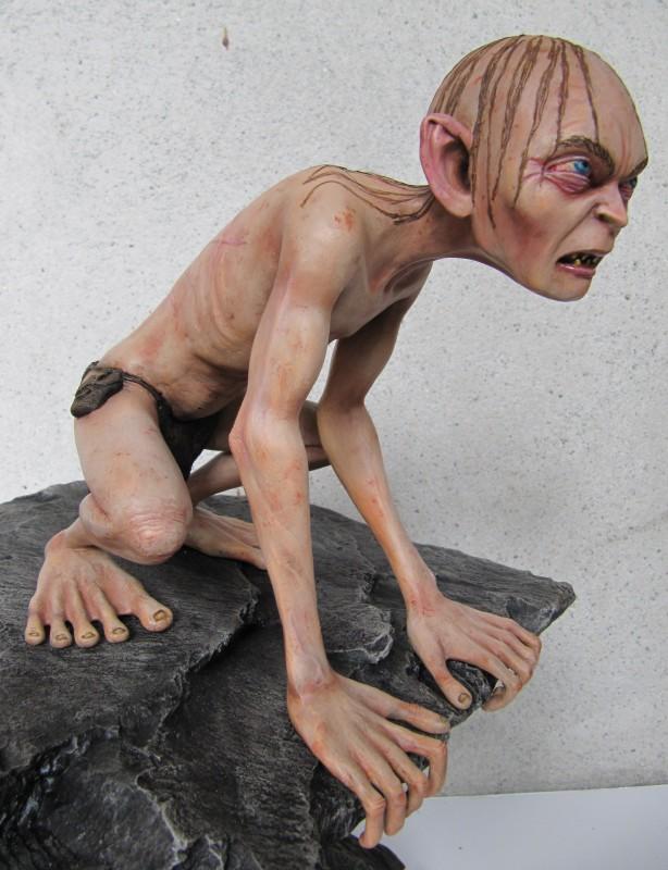 Statue Gollum.