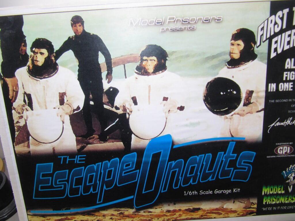 The Escape O Nauts 1/6.