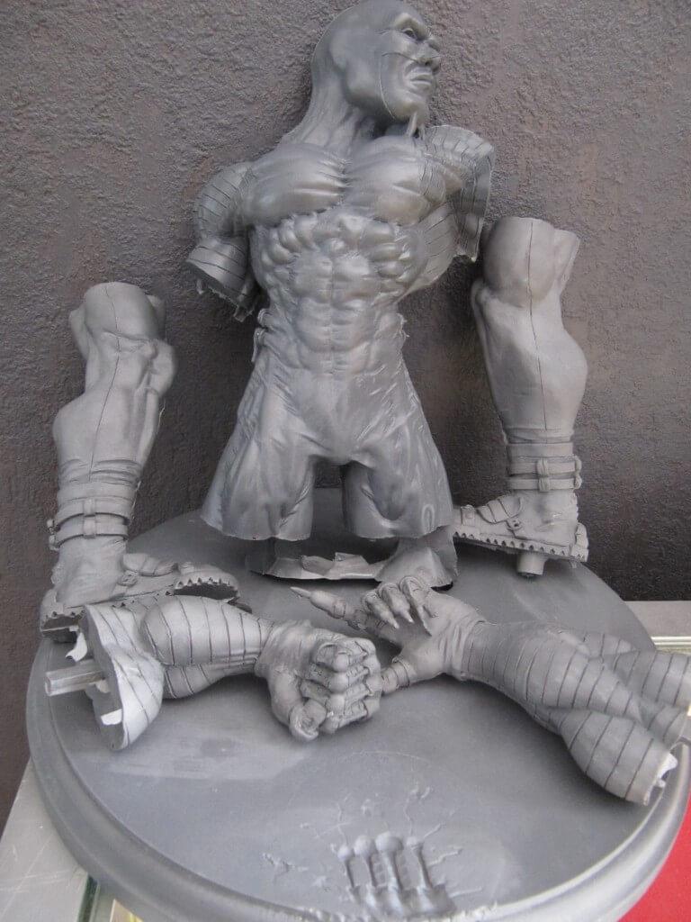 Statue Cyber 1/6.