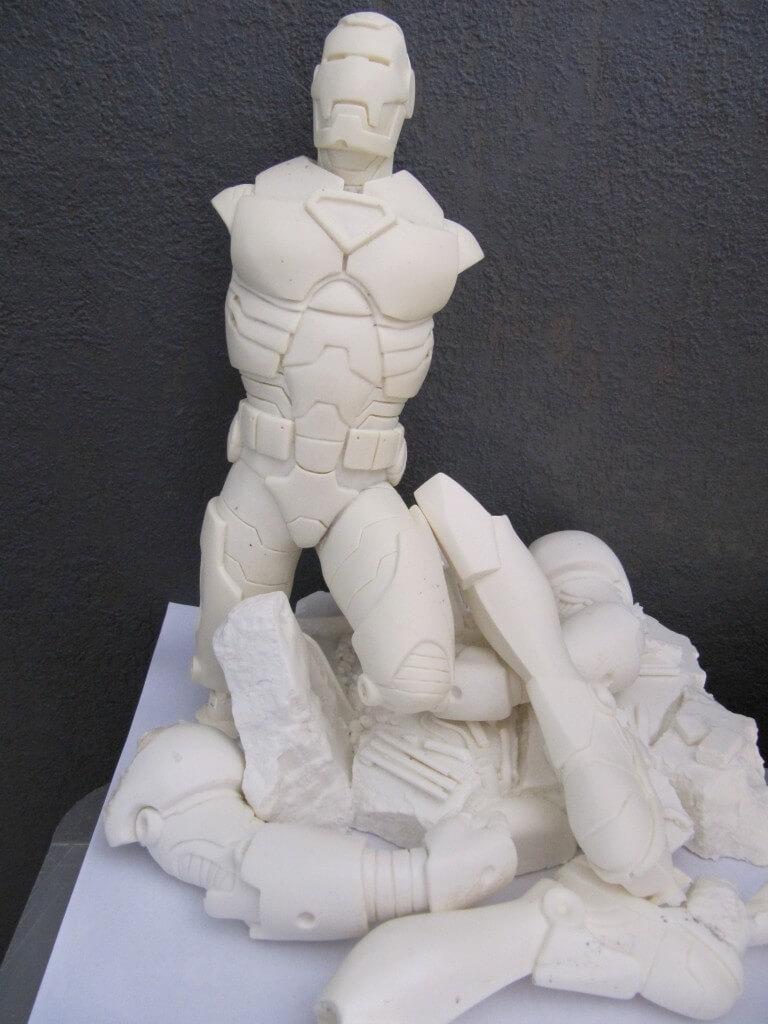 Statue Iron Man 1/6.
