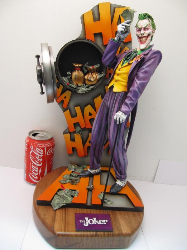 Statue Joker 1/5.