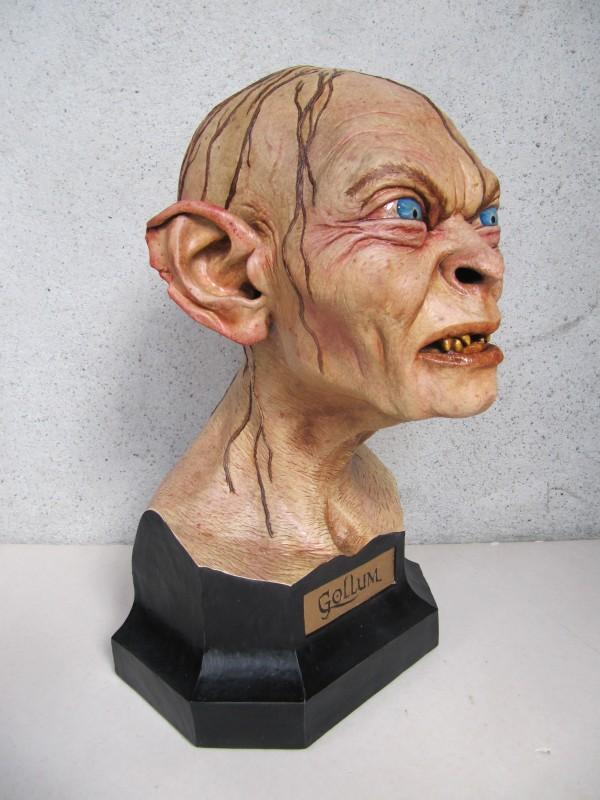 Buste Gollum.