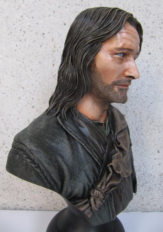 Buste Aragorn.