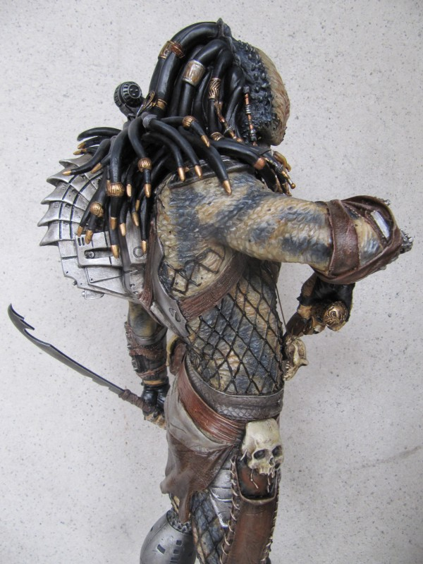 Statue Prédator Helder 1/4.
