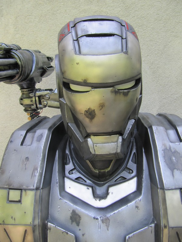 Iron Man War Machine 1/1.