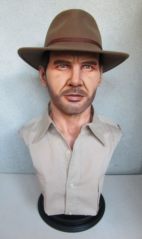 Buste Indiana Jones 1/1.