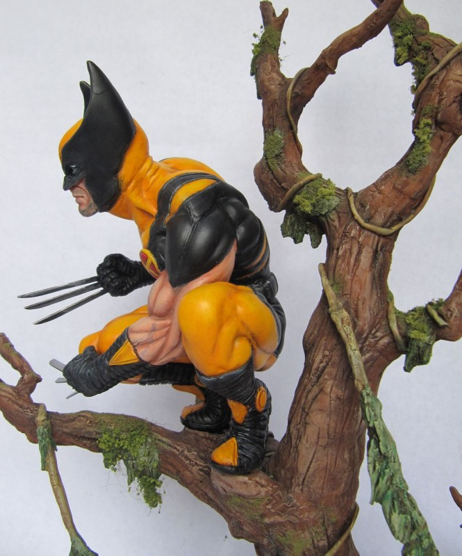 Wolverine the Hunter 1/6.