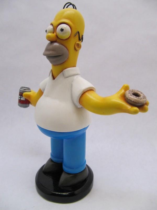 Homer Simpson.