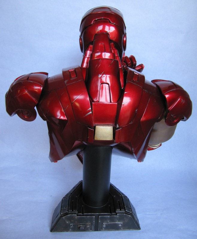 Buste Iron Man 1/2.