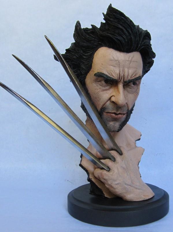 Buste Wolverine.