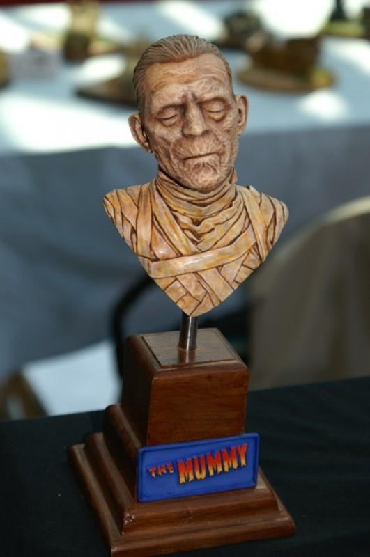Buste the Mummy 1/4.