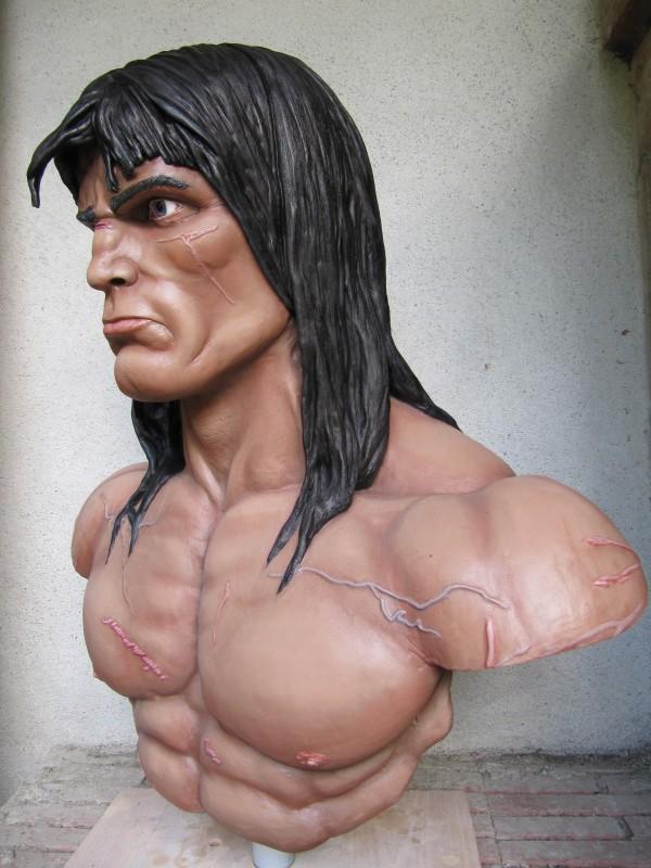 Buste Conan 1/1.