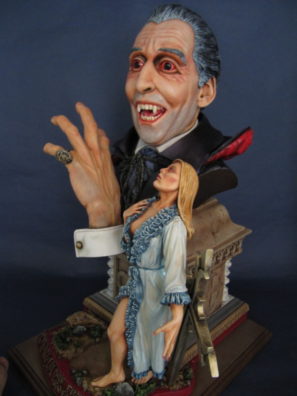 Buste Dracula 1/3.