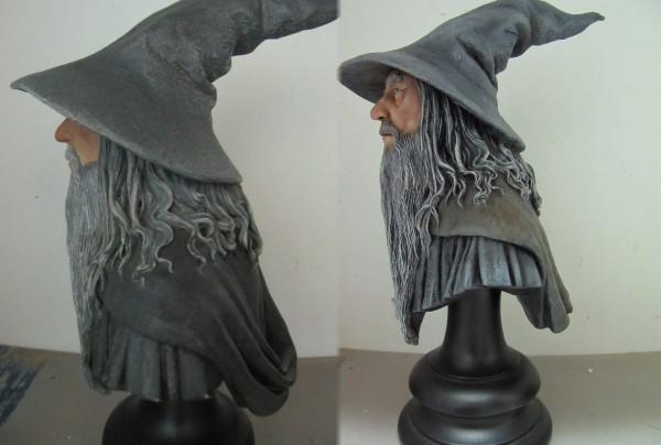 Buste Gandalf.