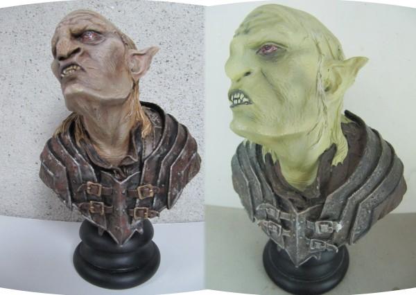 Buste Orc Overseer.