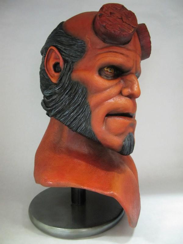 Buste Hellboy 1/1.