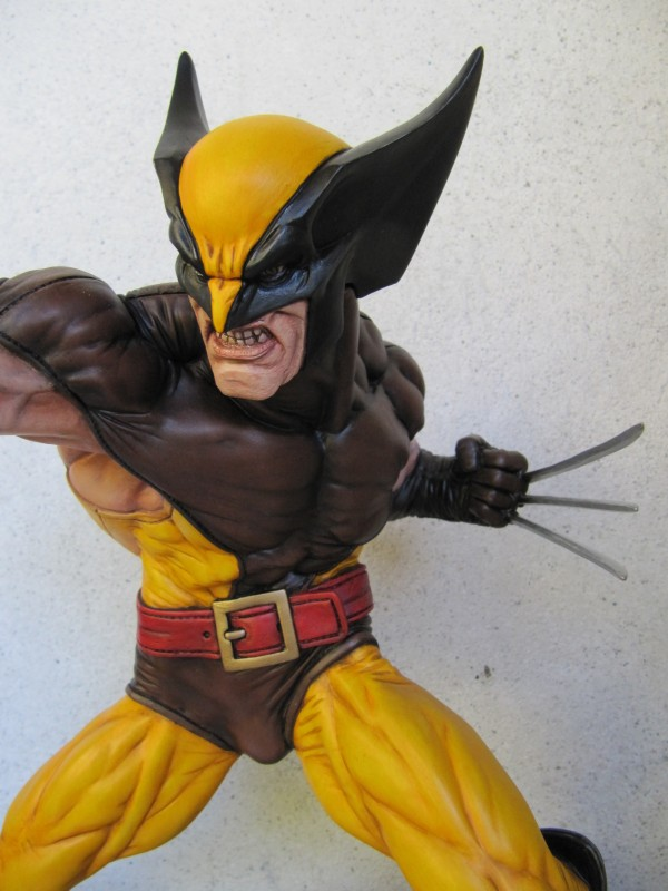 Dio Wolverine 1/4.