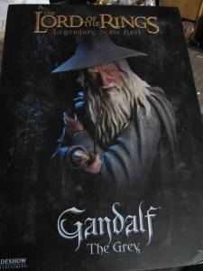 Gandalf légendary bust 1/2.
