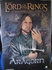 Aragorn légendary bust 1/2.