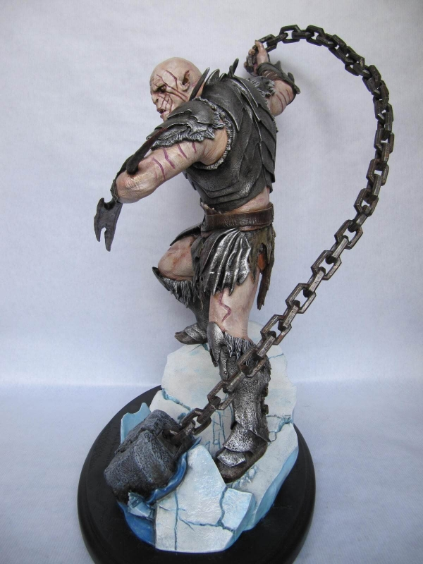 Azog Commander of Légions.