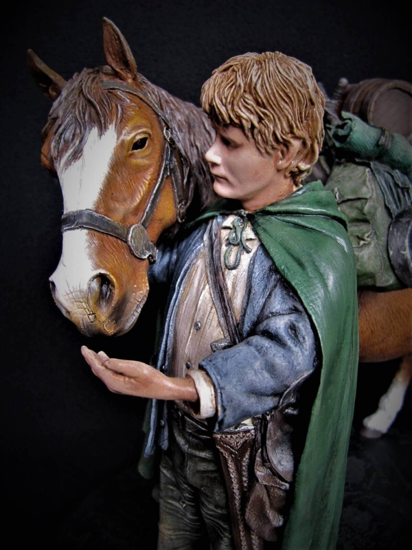 Sam et Bill le Poney.