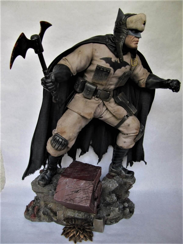 PF batman red son