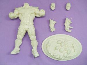 Thanos model kit 1/6.
