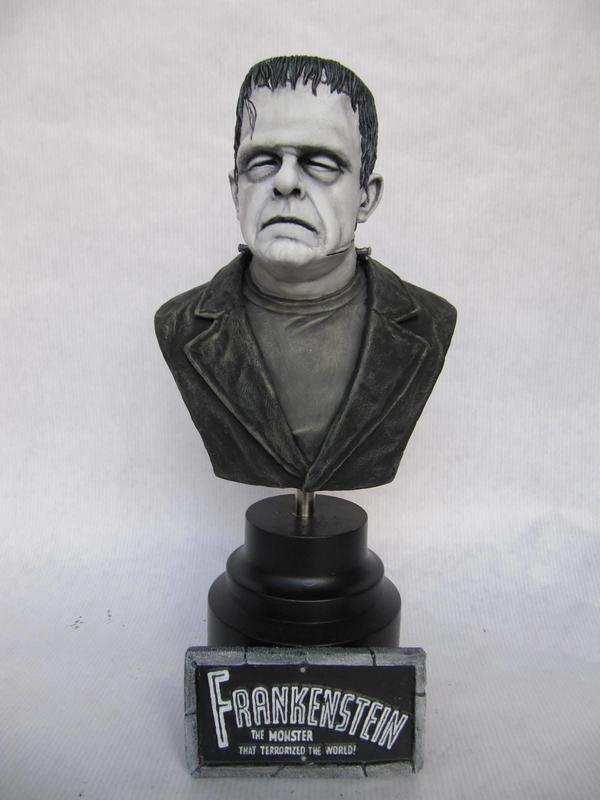 Buste Frankenstein 1/4