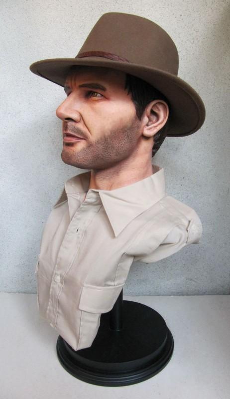 Buste Indiana Jones 1/1.