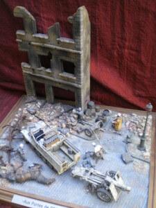 Aux Portes de Stalingrad.
