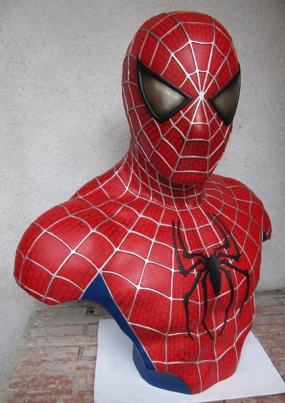 Buste Spider-man 1/1.