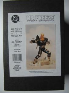 Kit Mr Freeze 1/8.