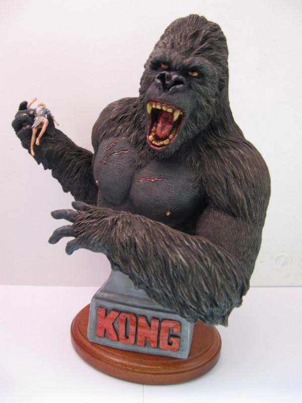 Buste King Kong.