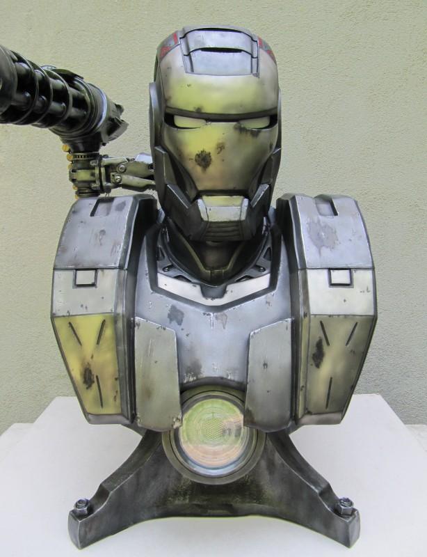 Iron Man War Machine 1/1.
