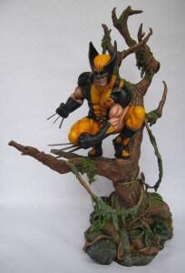 Wolverine the Hunter 1/6.