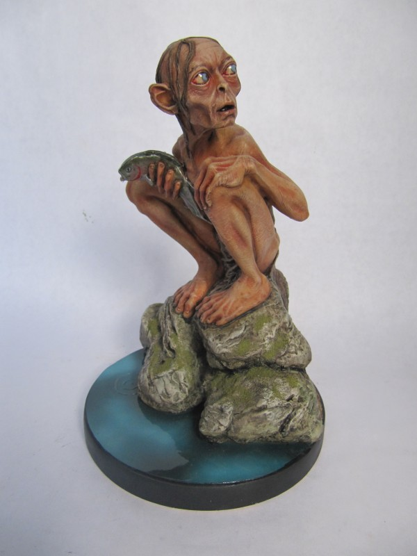 Statue Sméagol 2.