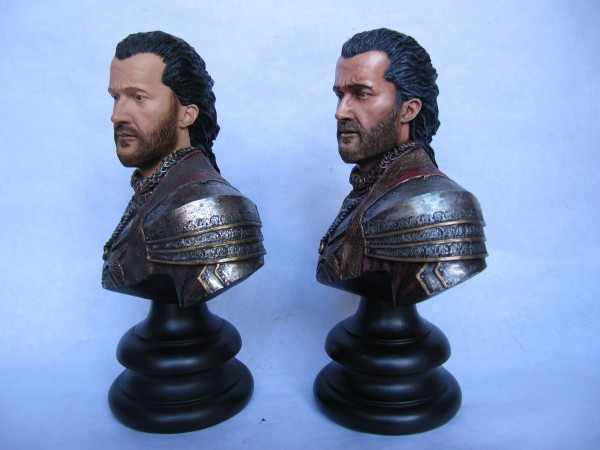 Buste Isildur.